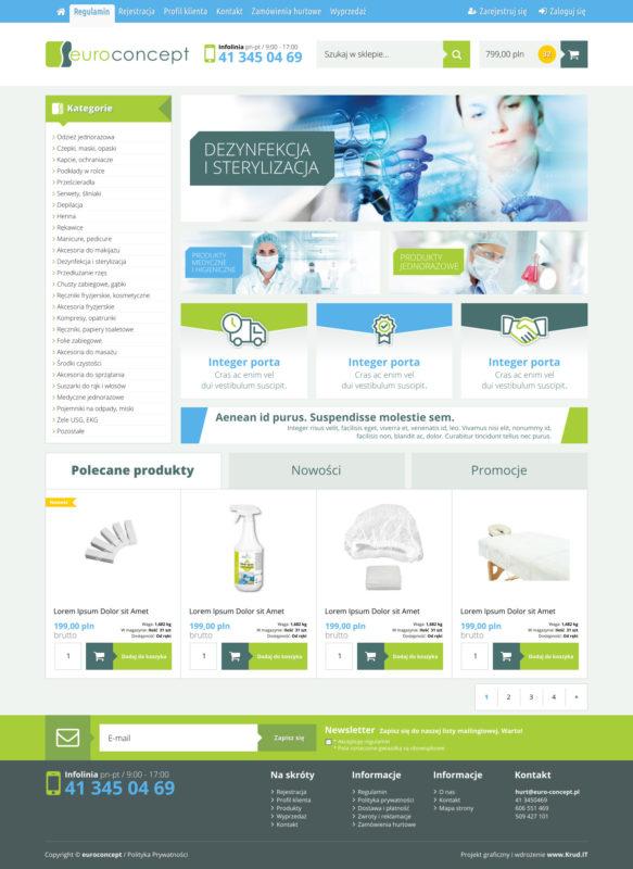 Hurtownia Euroconcept - Comarch Liquid
